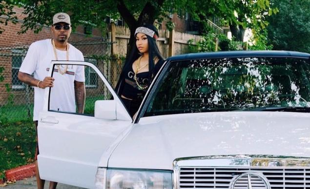 Nas & Nicki Minaj Continue To Hint At Relationship