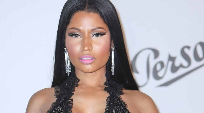 Nicki Minaj Points Out Cultural Appropriation In Fashion World