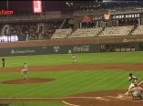 Keyonne Small took this shot of live action from SunTrust Park as the Atlanta Braves took on the Philadelphia Phillies.