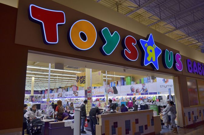Toys 'R' Us on the Brink Of Bankruptcy