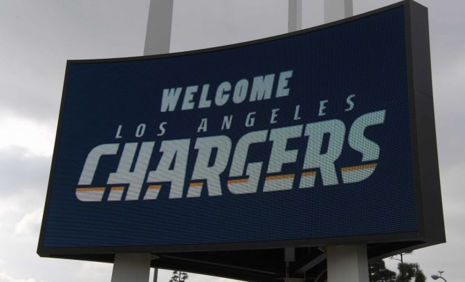 LA Rams and Chargers Struggle To Fill Stadiums After Controversial Move
