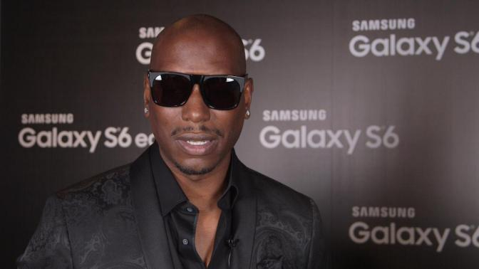 Tyrese Being Investigated By L.A. County Dept. of Children and Family Services