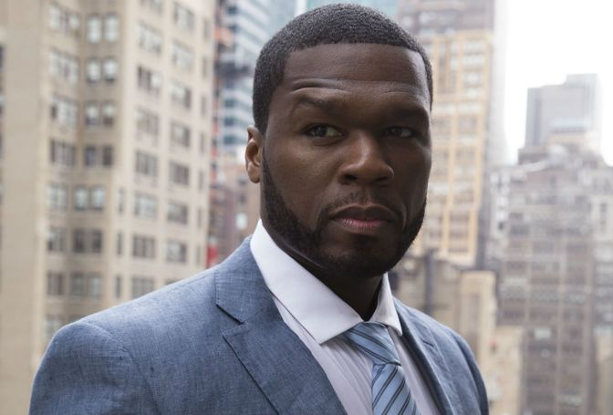 """50 Cent Stars In New """"Den of Thieves"""" Movie"""