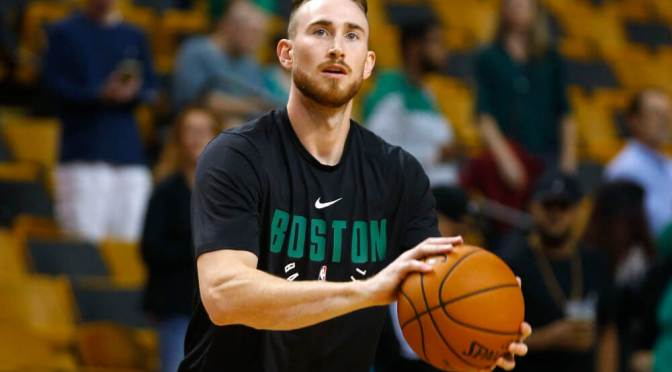 Boston Celtics Forward Gordon Hayward Suffers Nasty Leg Injury