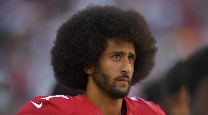 Colin Kaepernick Has $1 Million Book Deal