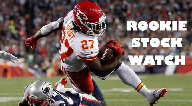 Rookie Stock Watch: