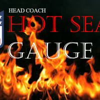 NFL Coaching Hot Seat Gauge