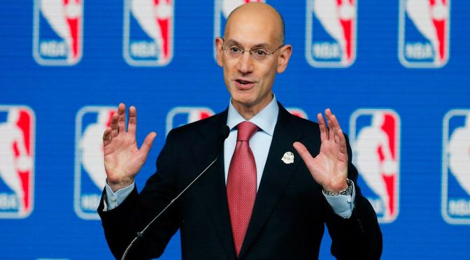 NBA Considering Revamping Playoffs