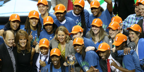 Lynx Win WNBA Championship