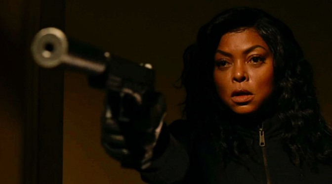 "Taraji P. Henson To Hit Big Screen In ""Proud Mary"""