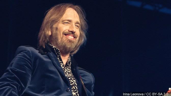 Rock Legend Tom Petty Dies