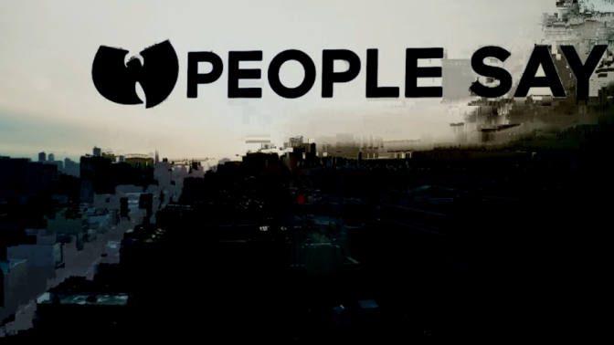 """Wu-Tang Clan feat. Redman """"People Say"""" Official Video"""