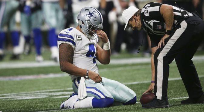 7 Up & 7 Down: NFL Week 10