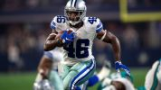 Alfred Morris...Zeke's 6 game suspension is back on and Morris expected to be the lead back in his absence.