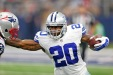 Darren McFadden...Even-though Morris is the outside favorite to become the lead back, McFadden is rumored to be the Cowboys favorite to carry the load if Zeke misses anytime.