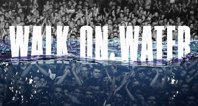 "Eminem Feat. Beyonce ""Walk On Water"""