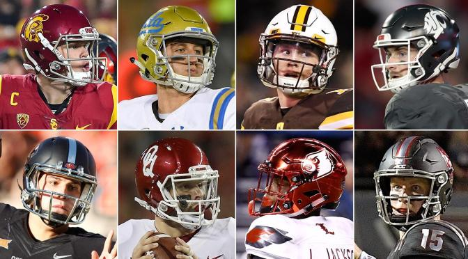 2018 NFL Draft Rankings: Offense