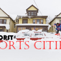 7 Worst Sports Cities