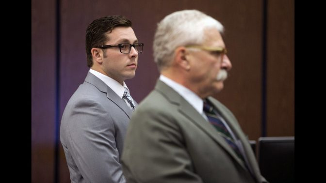 Officer Who Killed Arizona Man As He sobbed and begged for his life Acquitted Of Murder
