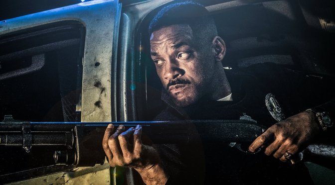 "Will Smith Stars In New Netflix Blockbuster ""Bright""."