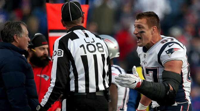 Fantasy Impact: Rob Gronkowski Suspension