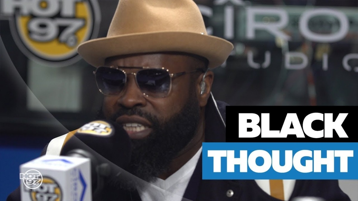 Black Thought Confirms Sick Freestyle Was Off The Top