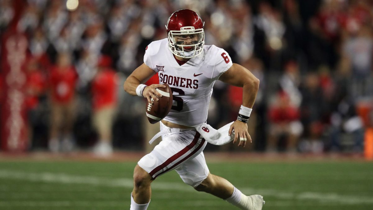 Baker Mayfield Wins Heisman But Still 5th Best QB in 2018 Draft Class