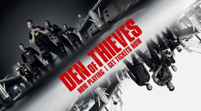 Movies With Migs: Den of Thieves is Unseasoned Chicken (Spoiler Free)
