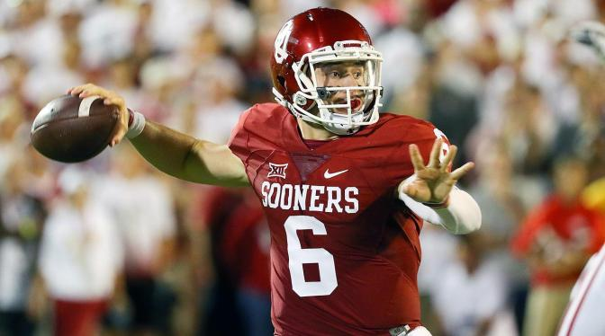 Voch Lombardi Film Session: Baker Mayfield