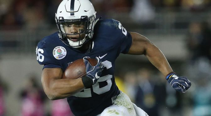 Voch Lombardi Film Session: Saquon Barkley