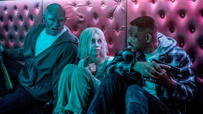 "Netflix Announces ""Bright"" Sequel"