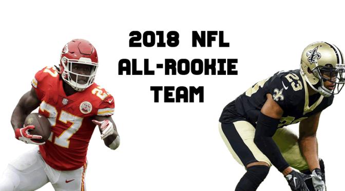 NFL All-Rookie Team 2018: