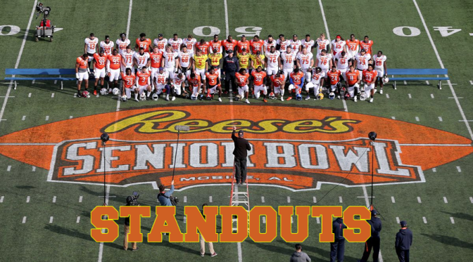 Senior Bowl week standouts 2018: