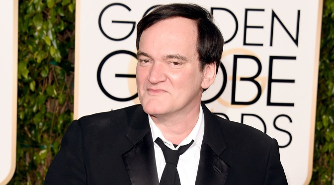 Quentin Tarantino To Direct Movie About The Charles Manson Murders