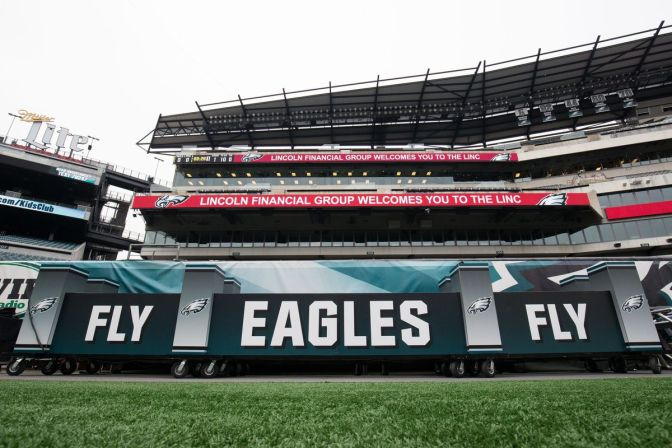 Eagles Fan Arrested For Punching A Police Horse