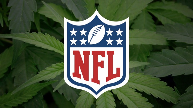 Former NFL Players Come Together For Pro-Cannabis Commercial