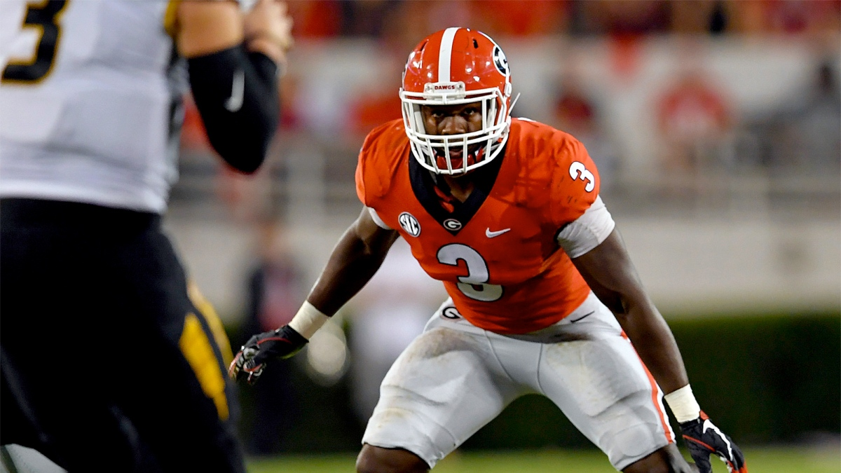 Voch Lombardi Film Session: Roquan Smith