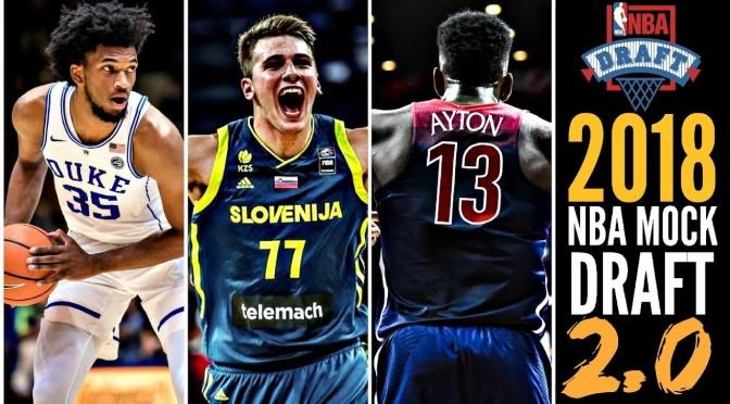 My 2018 Top 5 NBA Draft prospects | Defy Life