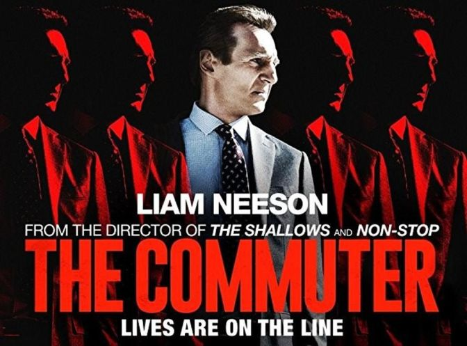 Movies With Migs: The Commuter Gets Derailed by Silliness (Spoiler Free)