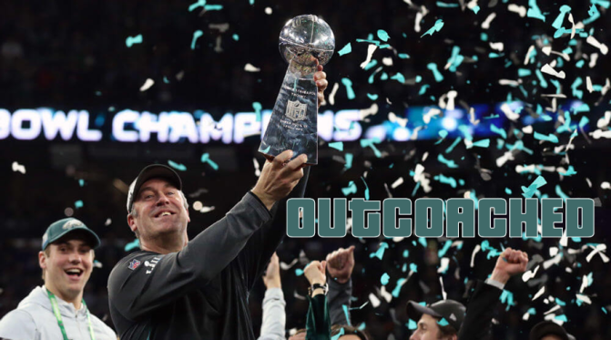 How the Eagles coaches outdueled the Patriots in Super Bowl LII: