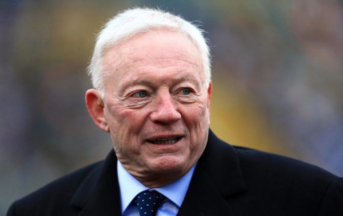 NFL To Recoup Legal Fees From Jerry Jones