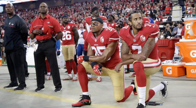 NFLPA Files Grievance Regarding NFL Anthem Policy