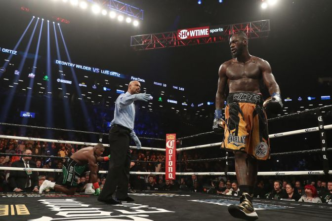 Heavyweight Boxing Is Alive And Well