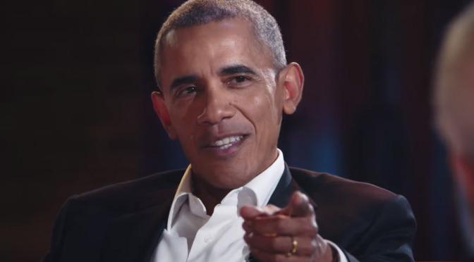 Obama On Netflix?