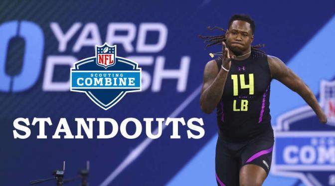 NFL Combine standouts 2018: