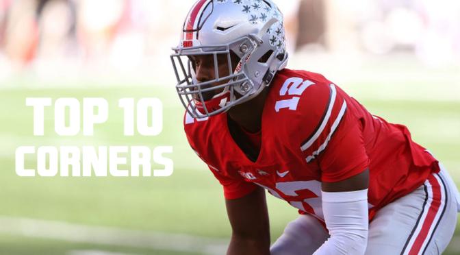Top 10 cornerbacks in the 2018 NFL Draft: