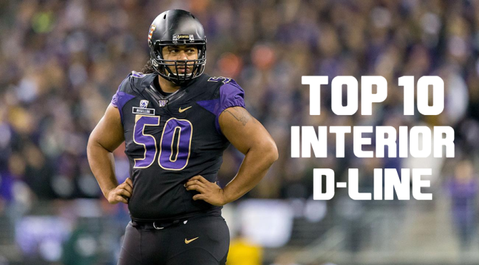 Top 10 interior defensive linemen in the 2018 NFL Draft: