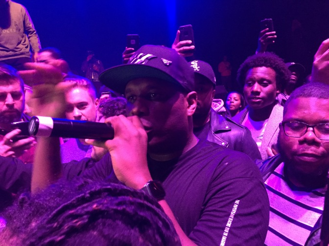 Jay Electronica Rocks Center Stage In Atlanta