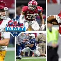 2018 NFL Mock Draft: 5 Rounds