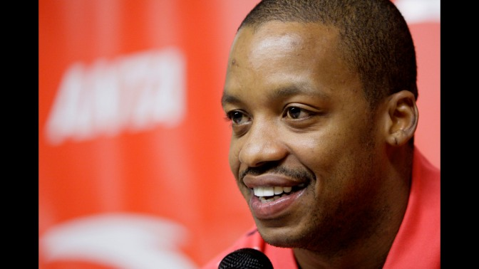 Former NBA Star Steve Francis Still Battling With Alcoholism